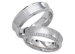his and matching wedding bands matching wedding bands infinity diamond rings in platinum you