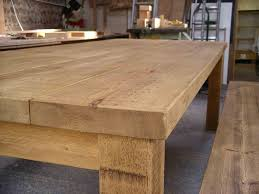 Bespoke Kitchen Furniture Rustic Plank Tables By Peter Henderson Furniture Brighton Uk
