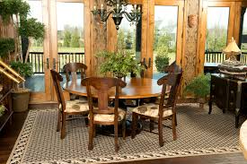 Tuscan Style Dining Room Absorbing Tuscan Style For Living Room Decorating Offer Lively