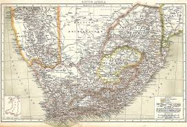 Msu Maps Appendix F Maps Of Rhodesia And Southern Africa