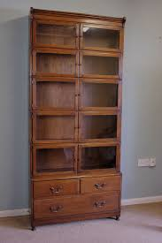 Sauder Harbor View Bookcase With Doors Antique White by Solid Wood Bookcases With Glass Doors Image Collections Glass