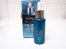 Serum Olay review olay white radiance cellucent white essence serum jiahui