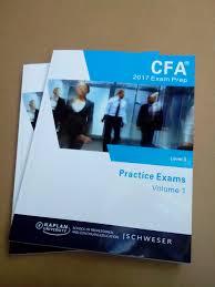 2017 cfa level 2 exams schweser study notes amazon com books