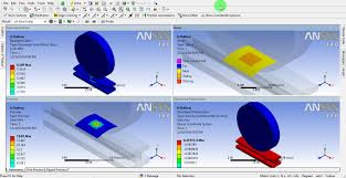 ansys workbench tutorial video structural contact target non