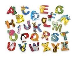 lettre decorative pour chambre b décoration lettres de l alphabet en bois lettre b achat prix fnac
