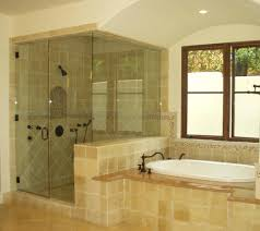 Glass Shower Doors Cost Custom Glass Shower Doors Frameless Baton Studio