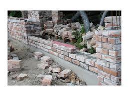 Steine Fur Gartenmauer Mauer Old Antique