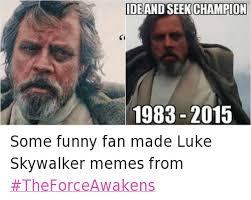 Luke Meme - 25 best memes about luke skywalker meme luke skywalker memes