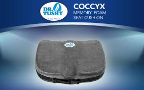 amazon com memory foam chair cushion pillow with straps best