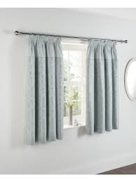 Duck Egg Blue Damask Curtains Bed Accessories Bedroom Ponden Homes