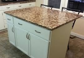 build a kitchen island with seating how to build a kitchen island breathingdeeply