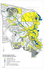 Dallas Area Map Map Of District Territory U2013 Dcurd