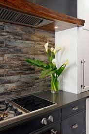 contemporary kitchen with custom details steel panels rustic