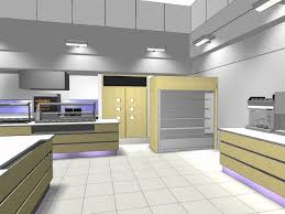 commercial kitchen 3d animation youtube