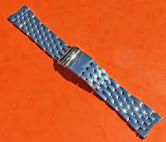 breitling steel bracelet images Breitling amazing 22mm navitimer pilot band 22mm 431a chronomat jpg