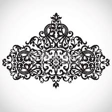 vector baroque ornament in style vector thinkstock