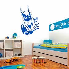 aliexpresscom buy creative diy wall art home decoration super superhero wall decals superhero masks superhero mask wall superhero vinyl wall decals