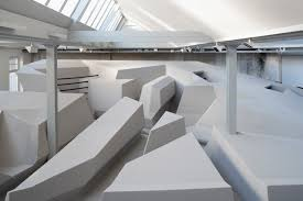 this futuristic office doesn u0027t have chairs and desks harrington