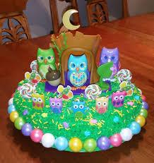 digi owls on birthday cake surprise your kids youtube