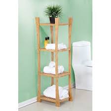 Bamboo Bathroom Furniture Bamboo Bathroom Storage Wayfair