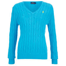 womens ralph sweater polo ralph s jumper turquoise free uk