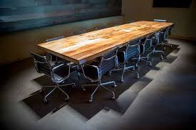 10 Foot Conference Table Tables Porter Barn Wood