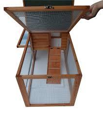 Advantek Stilt House Rabbit Hutch Amazon Com Confidence Pet 62