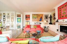 bright colour interior design 20 modern eclectic living room design ideas rilane