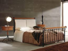 bedroom vivacious bedroom farnichar dizain with iron and wooden