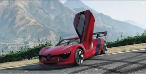 renault dezir concept renault dezir 2010 gta5 mods com