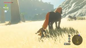 breath of the wild yes there u0027s a giant horse here u0027s how to get it