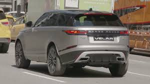 land rover velar 2018 2018 range rover velar awesome suv youtube