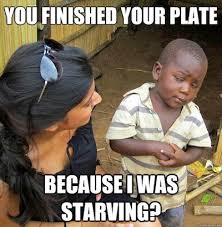Meme African Kid - skeptical 3rd world kid third world success know your meme