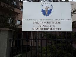 constitution of kosovo wikipedia