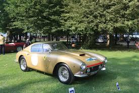 Ferrari California 1960 - concorso d u0027eleganza villa d u0027este 2017 u2013 ferrarism