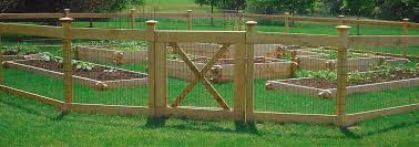 DECORATIVE GARDEN FENCING WILL MAKE YOUR GARDEN STAND OUT