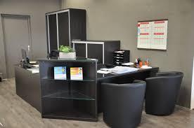 banque de bureau banque d accueil et mobilier de bureau agencement intérieur