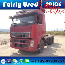 used volvo tractors for sale volvo fh12 tractor truck used 6x4 volvo truck head fh12 for sale