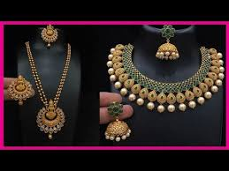 bridal necklace set images Latest traditional designer bridal necklace set with earring jpg
