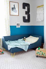 when to convert crib into toddler bed modern toddler bed diy u2013 a beautiful mess
