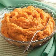 white n sweet mashed potatoes recipe taste of home