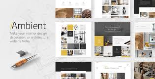 ambient a contemporary theme for interior design decoration