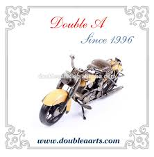 wholesale model motorcycle home decorative antique motorcycle