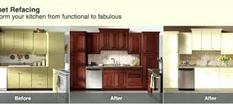 price to refinish kitchen cabinets refaced kitchen cabinet white cabinets cost of refacing vs
