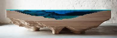 table abyss table duffy london