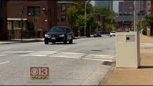 baltimore red light camera thousands of speed camera red light tickets will be voided cbs