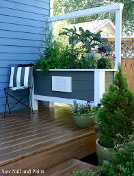 images about outdoor steel planters privacy walls on pinterest