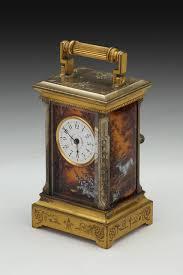 carriage u0026 other clocks european decorative arts company nyc