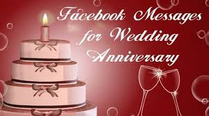 Wedding Anniversary Wishes For Husband Wedding Anniversary Facebook Messages Jpg