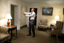 White House Furniture Behind The Scenes With President Obama Photos Abc News